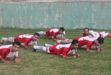 تمرین قبل از مسابقه فوتبال مانند تمرین قبل از مذاکره مهمترین کار می باشد