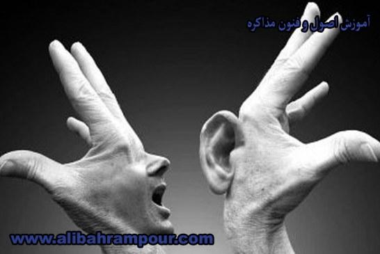 ۷ روش درک رفتار در مذاکره