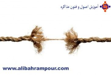 ارتباط بدون خشونت در مذاکره