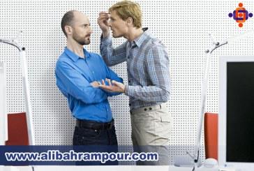 استفاده از تعارض در محل کار