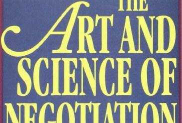 هنر و علم مذاکره